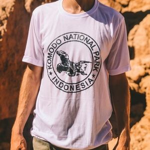 Komodo National Park T Shirt